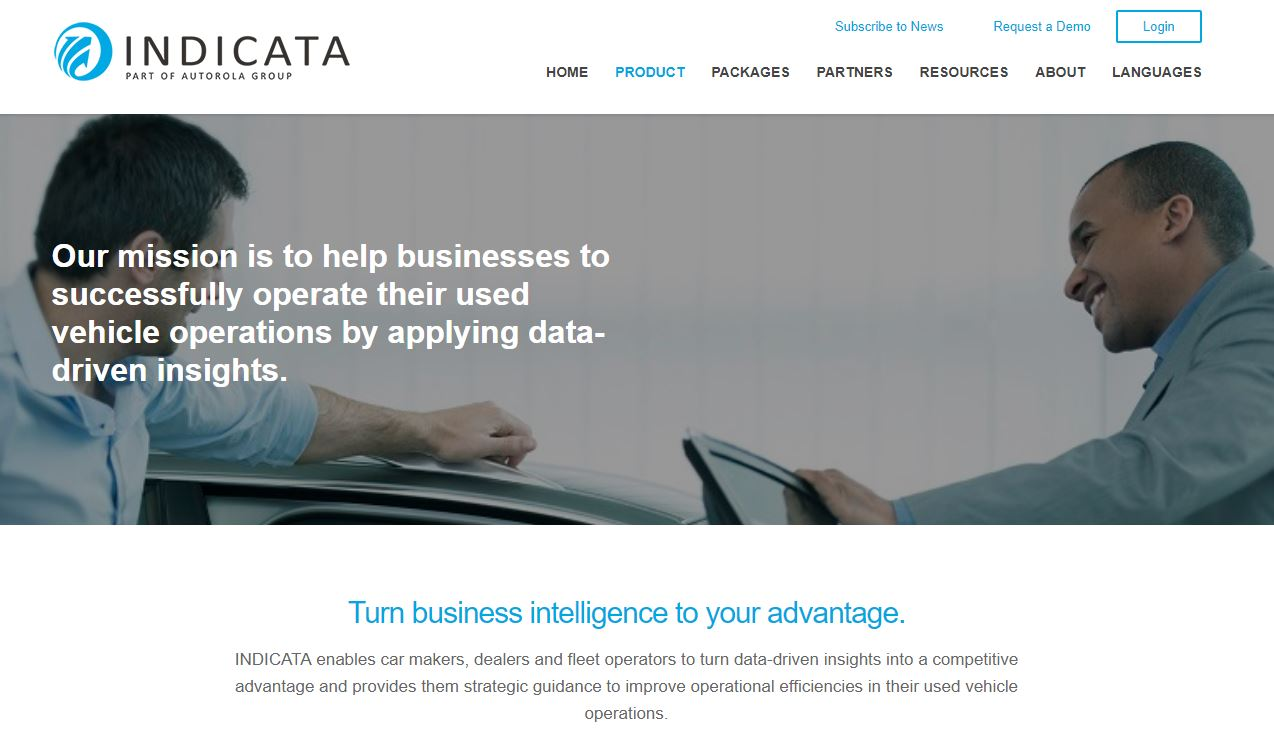 Turkey Has Launched Indicata The First Car Value Guide In The Country Autorola Group Online Vehicle Remarketing And Business Intelligence